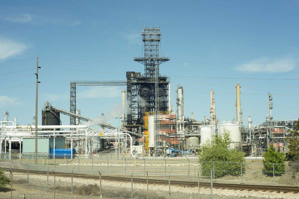 propane industry